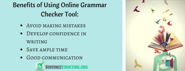 benefits of using online grammar checker tool