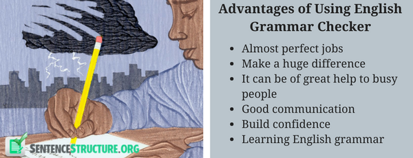 using english grammar checker advantages